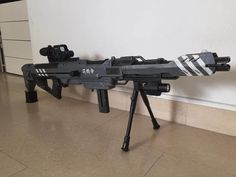 Makeover of Upgraded Centurion Nerf Snipers, Modified Nerf Guns, Cool Nerf Guns, Nerf Mod, Molon Labe, Apocalypse Survival, Lamborghini Cars, Prop Design, Armors