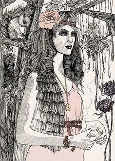 I LOVE ILLUSTRATION: Lindalovisa