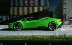El Lamborghini Huracan Spyder, llevado al extremo por Novitec | Marca.com