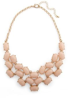 BP. Faceted Statement Necklace