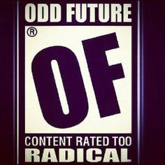 Odd future, content too radical