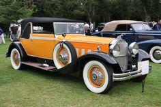 1930 Packard 745 Dietrich Victoria
