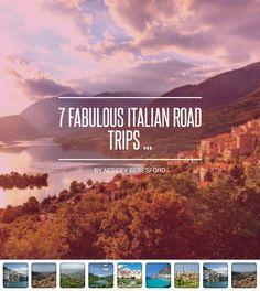 7 #Fabulous Italian Road Trips ... - #Travel
