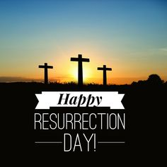 Happy Easter! Happy Resurrection Day! May you experience the blessings and abundance of this day!