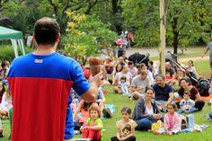 10 evento gratuitos para curtir com os bebês em São Paulo