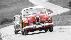 Al 41° Trofeo Maremma protagoniste anche le vetture storiche.
