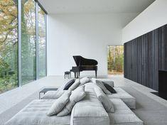 Domov v přírodě. Dům Bras je v dokonalé symbióze s okolní krajinou | Insidecor - Design jako životní styl