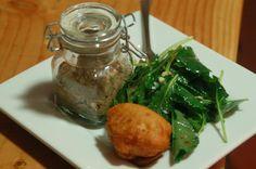 Mushroom Pate | Re Creo Supperclub via Simply Graceful