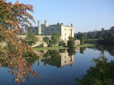 Reflecting at Leeds castle | Countryfile.com