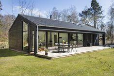 Cottage Design, House Design, House Landscape, Home Fashion, Prefab, Cladding, Modern Farmhouse, Sweet Home, Shed