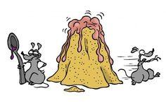 Le volcan à la grenadine | Espace des sciences Science Fair, Science For Kids, Science Nature, Crafts For Kids, Snoopy, Activities, Education, Centre, Volcanoes
