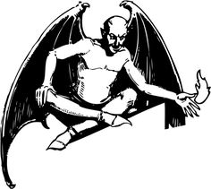 devil coloring pages - Google Search