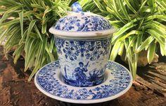 Pottery & China Delft Porceleyne Fles Delft Tile Veere Cool In Summer And Warm In Winter