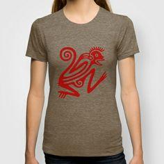 Monkey T-shirt by Fernando Vieira