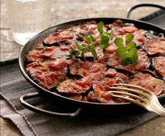 Ικαριώτικο Σουφικό | Greek Food - Greek Cooking - Greek Recipes by Diane Kochilas