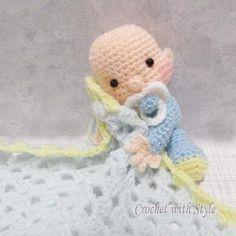 Baby Skyler Doll Crochet Pattern | Craftsy