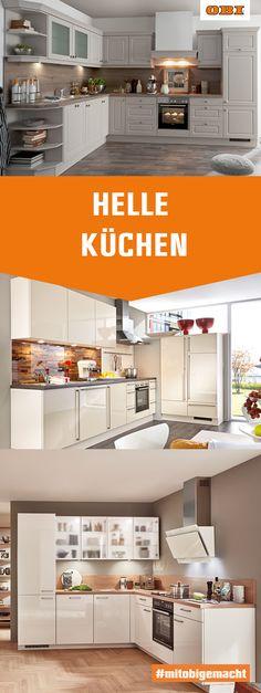Die 35 besten Bilder von OBI Küchenvielfalt | Küche, Küche ...