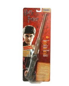 Harry Potter Tomy Interactive Lights Sounds InfraRed Battling Wand Harry Potter @ niftywarehouse.com