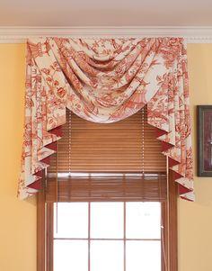 Custom Draperies, Custom Window Treatments, Custom Blinds, Custom Bed Linens, Throws, and Pillows