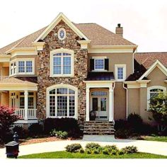 Such a cute house. I