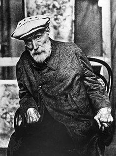 Pierre-Auguste Renoir (1841 - 1919) was born in Limoges, Haute-Vienne, France.