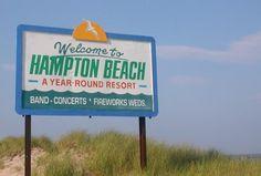 Hampton Beach, Hampton, New Hampshire