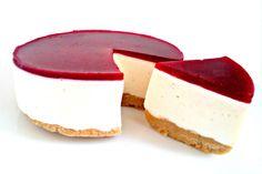 Чизкейк творожный, без выпечки + расчет калорийности |Легко приготовить| - YouTube Milchmädchen cheesecake