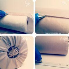 Cool DIY Headband Holder Shelterness | Shelterness