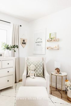 Fantastic baby nursery detail are available on our internet site. look at this and you wont be sorry you did. Inspiration Design, Nursery Inspiration, Mug Design, Diy Home, Home Decor, Fantastic Baby, Nursery Neutral, Neutral Nurseries, Dresser As Nightstand