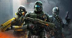 Best FPS Game Ever Modern Combat This Game is developed by the Gameloft, This modern Combat 5 is launched in 2014 First person shooting game. And this Modern Combat … Plants Vs Zombies, Call Of Duty, Arsenal, Android App, Android Phones, Tactical Suit, Windows 10, Windows Phone, Hidden Games