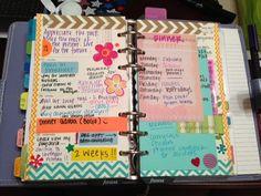 Resultado de imagen para beautiful diary organizers