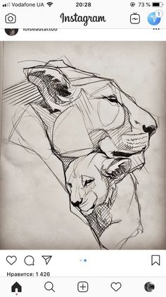 Lion's love… sketch this piece, do yourself … – – Tattoo Sketches & Tattoo Drawings Tattoo Sketches, Tattoo Drawings, Cool Drawings, Drawing Sketches, Lion Drawing, Sketching, Animal Sketches, Animal Drawings, Lion Sketch