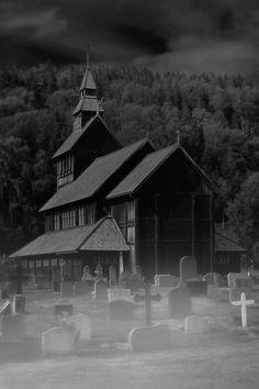 Uvdal kirke (von B Inge)