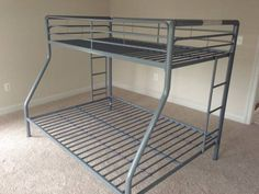 IKEA bunk bed assembled in Centreville VA by Any Assembly