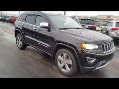 2015 Jeep Grand Cherokee Limited 4x4 Walk Around & Drive - YouTube