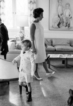 Michael and Ethel Kennedy