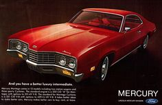 1971 Mercury Montego 2 Door Hardtop by coconv, via Flickr