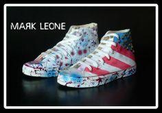 Mark Leone Converse Creations