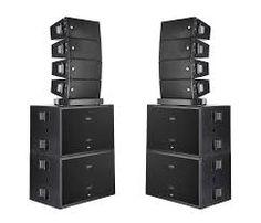 Resultado de imagem para como fazer uma caixa de som line array Audio, Filing Cabinet, Locker Storage, Stage, Live, Boxes, Speakers, Boxing, Vanity Cabinet