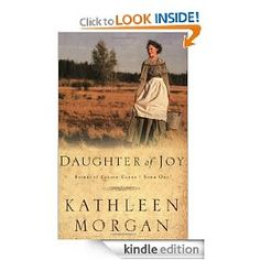 """Daughter of Joy"" by Kathleen Morgan - Currently #FREE for #Kindle #ChristianFiction"