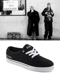 Kevin Smith x Etnies Gift Guide For Men, Silent Bob, Man Parts, Mens Gear, Kicks, Pairs, Men's Fashion, Guys, My Style