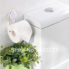 Barato Garbath cozinha banheiro aço inoxidável ventosa papel higiénico do rolo de aço inoxidável suporte de parede, Compro Qualidade   diretamente de fornecedores da China:            GarBath Banho ventosa banheiro Escada Prateleira, 260018   US $49,8