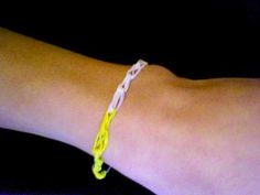 another rubber band bracelet