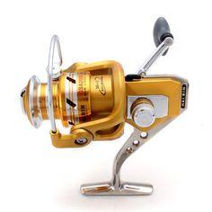 [US$21.91 ~ US$22.91] 10 1 Ball Bearings Spinning Reels Sea Fishing Reel GSA2000-6000 #ball #bearings #spinning #reels #fishing #reel #gsa20006000