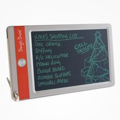 Boogie Board Jot Paperless LCD Tablet from Firebox.com. $64.09