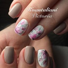 Photo Nailart, Instagram Posts, Beauty, Flowers, Daughters, Beleza, Floral, Royal Icing Flowers, Florals