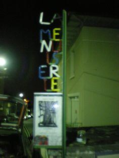 la menuiserie à RODEZ lieu interculturel Neon Signs, Carpentry, Places