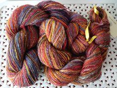 Handspun yarn, Finnish wool angelina rainbow https://www.etsy.com/listing/523899813/handspun-yarn-wool-lace-yarn-2?ref=shop_home_active_6