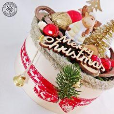 """""""Várakozó rénszarvas"""" karácsonyi box - megvásárolható a webshopban Box, Snare Drum"""