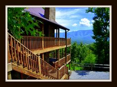 Vacation Cabin Rental in Pigeon Forge